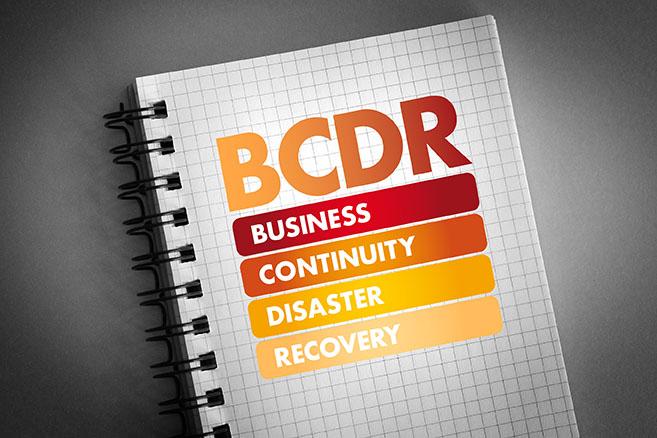 BCDR-plan